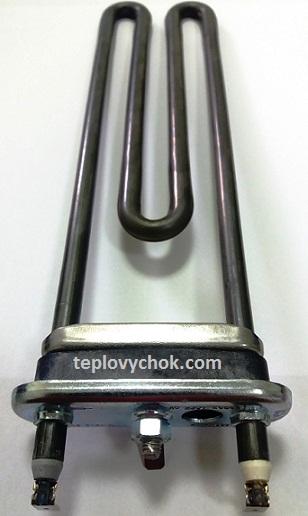 ТЭН для стиральной машины Whirlpool 2050W прямой L-240 мм с отв. под датч. NTC без буртика