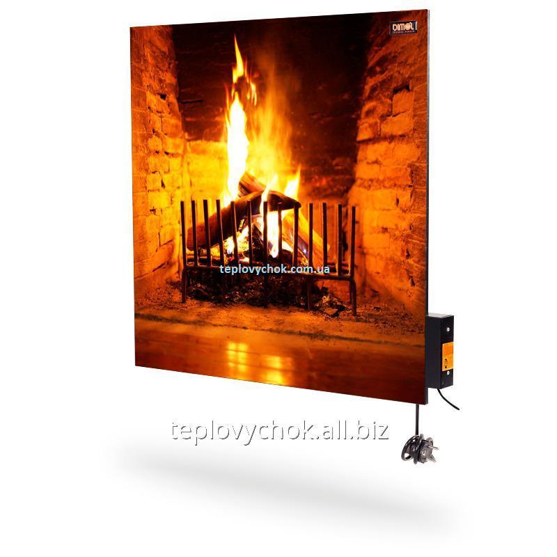 Купить Энергосберегающие керамические электропанели DIMOL Standart Plus 03 (с рисунком)