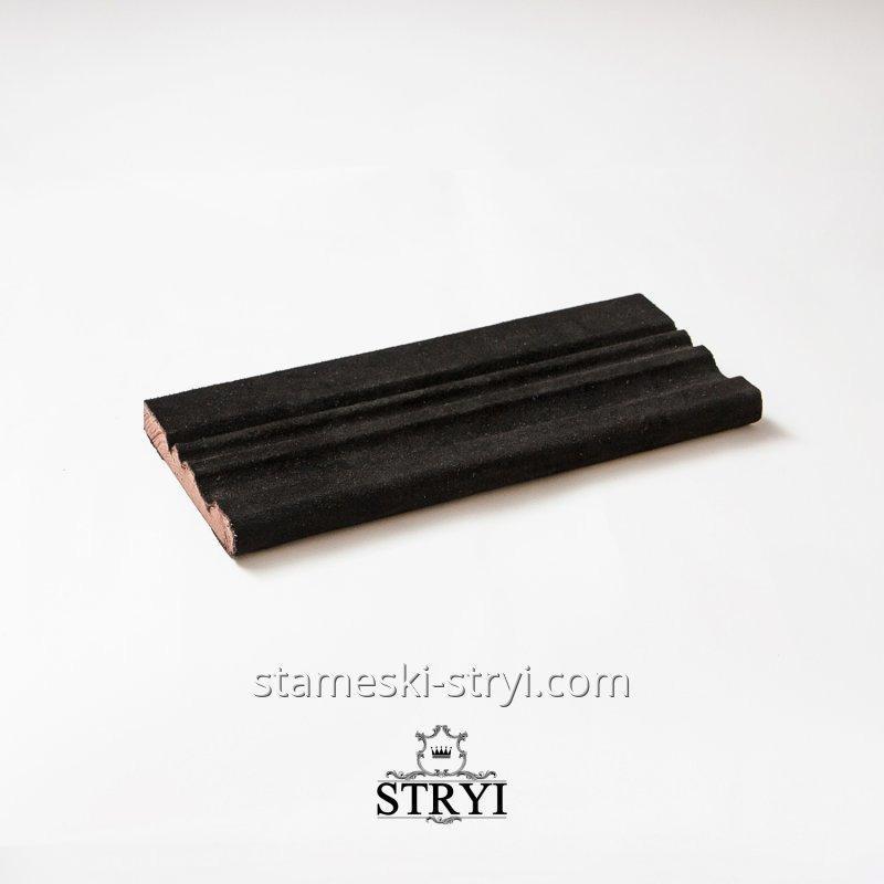 Профильный брусок для заточки, правки и доводки инструмента, 30 см, арт. 00300