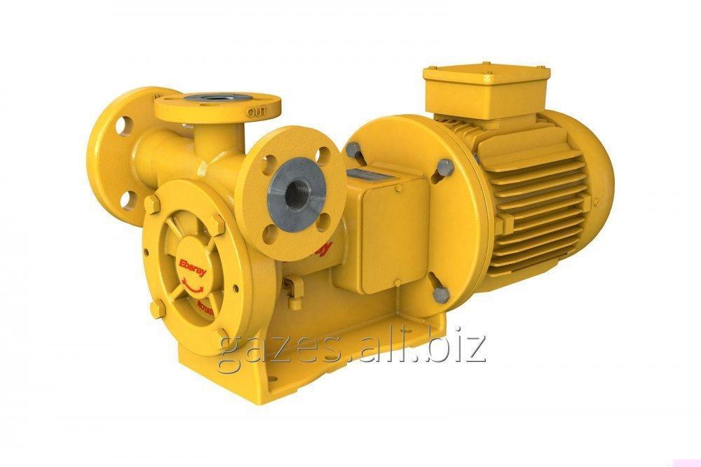 .Насос  Ebsray RC40 для АГЗС газовых модулей пропан бутана насосный агрегат для подземных емкостей