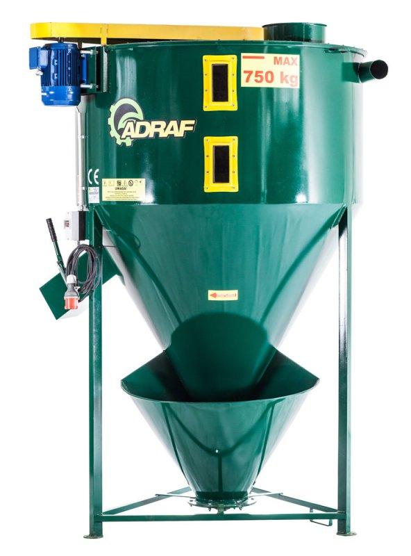 Купить ADRAF Смесители кормов Дробилки зерна Загрузочные воронки Весы Погрузчики
