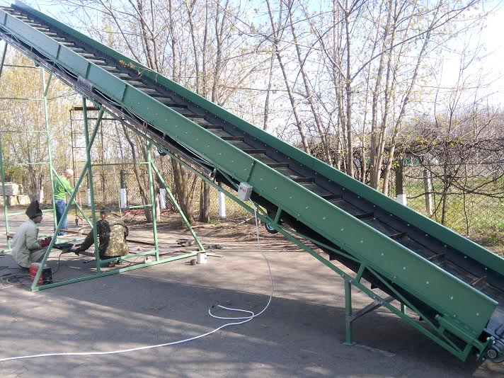 Buy The conveyor for spill - 12 m