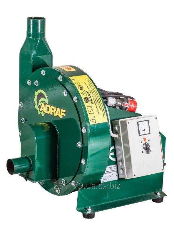 Купить Молоткова дробарка Молотковая дробилка мощность от 7,5квт до 22квт. ADRAF
