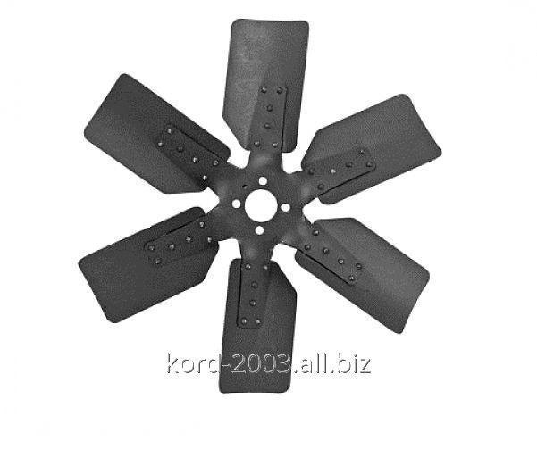 Вентилятор системы охлаждения в сборе ЗИЛ 130.
