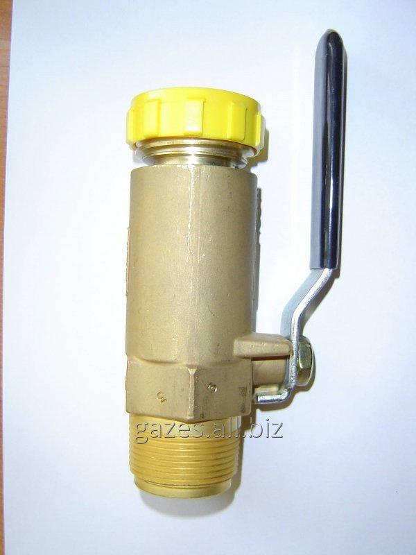 Клапан наполнения для резервуаров СУГ