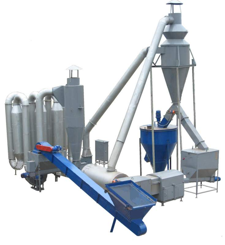 Buy Drying complex aerodynamic on drying of sawdust for production of briquettes and fuel granules (pellet) (drying by gases)