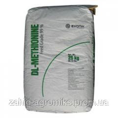 Метионин фасовка 25 кг