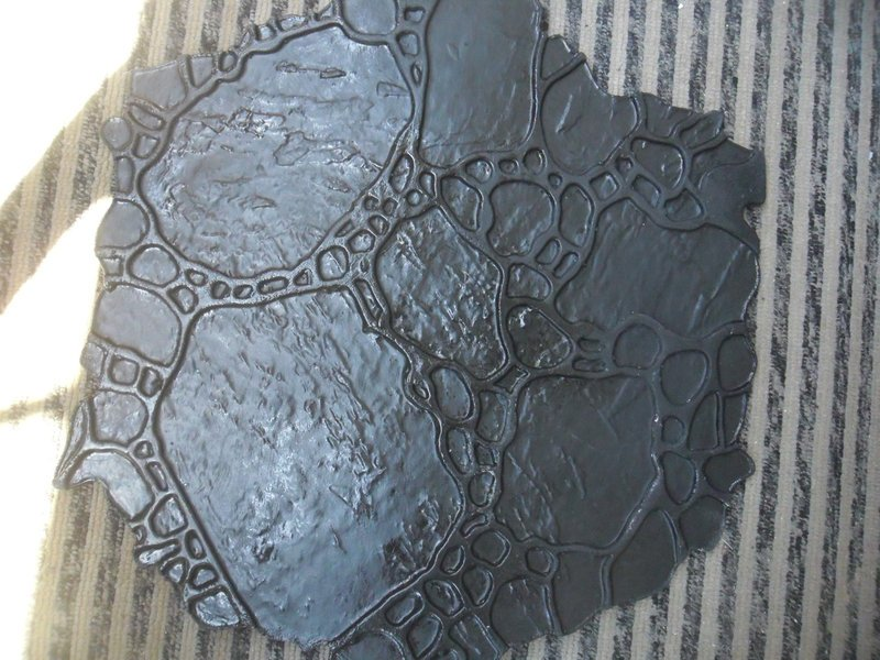 декоративные формы для бетона