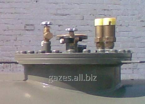 Мультиклапан (вентиль, с манометром) отбора газовой (паровой) фазы (Rego 9101, SRG 489 и др.)