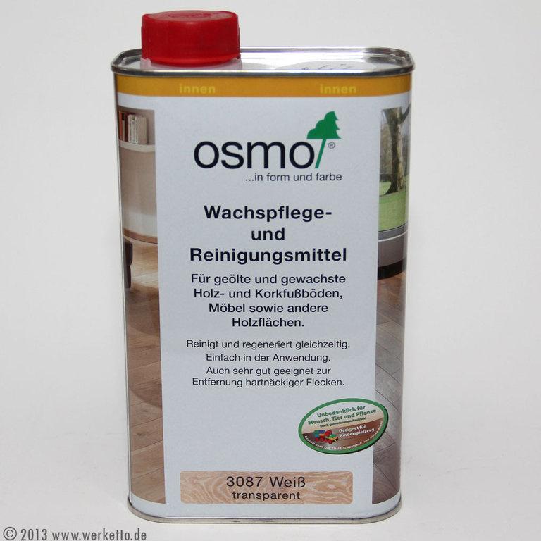 Купить Масло для підлоги Wachspflege-und Reinigungsmittel 3087