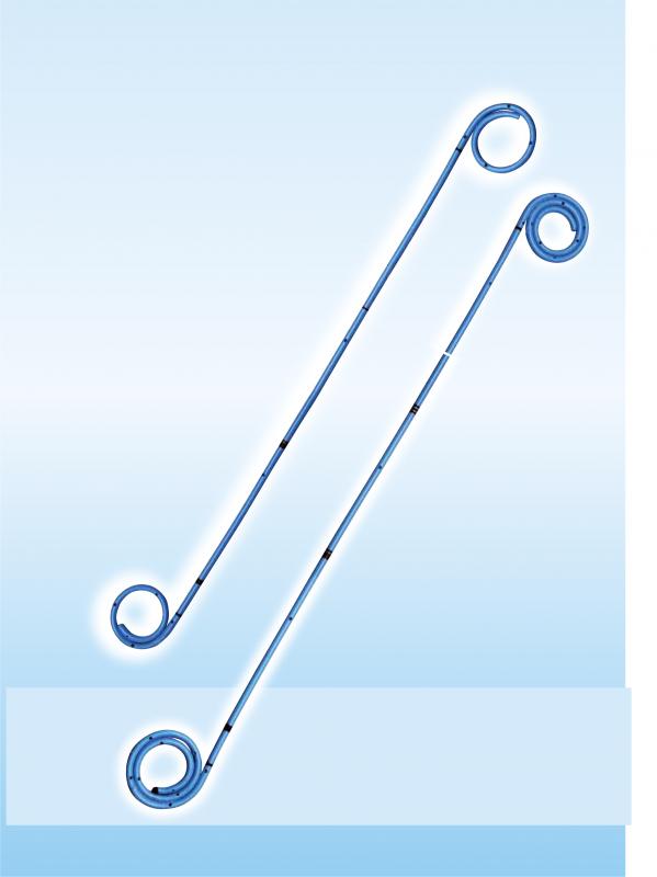 Стент стандарт с открытым (SOT + G) или закрытым концом (SS + G) в наборе с толкателем, клеммой и струной