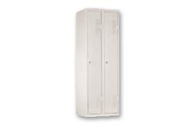 Шкаф для одежды разборной 2-х секционный