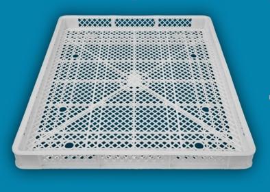 Тава прави 745 x 625 х60 да се появи перфорирани
