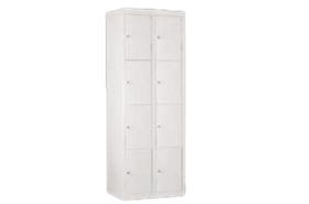 Шкаф разборной на четыре ячейки - 2 в высоту