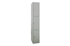 Шкаф ячеечный на 3 ячейки - 3 в высоту
