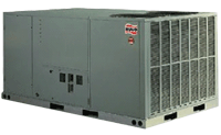Купить Крышные кондиционеры RUUD (США), R-410A газовый нагрев.