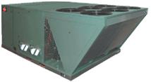 Купить Крышные кондиционеры RUUD (США), R-410A электронагрев.