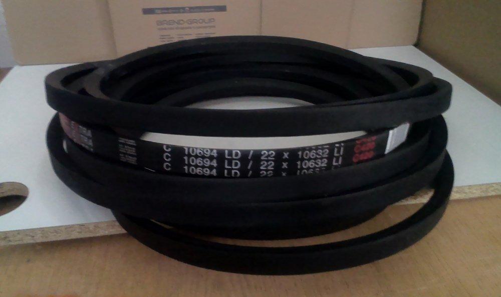 Ремень приводной Extra Classical Belt 10694 C, C 420