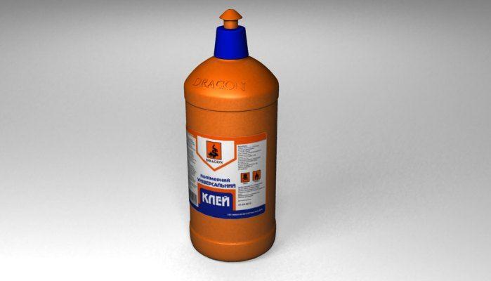 Клей полимерный универсальный ПРІМУС, DRAGON 400мл