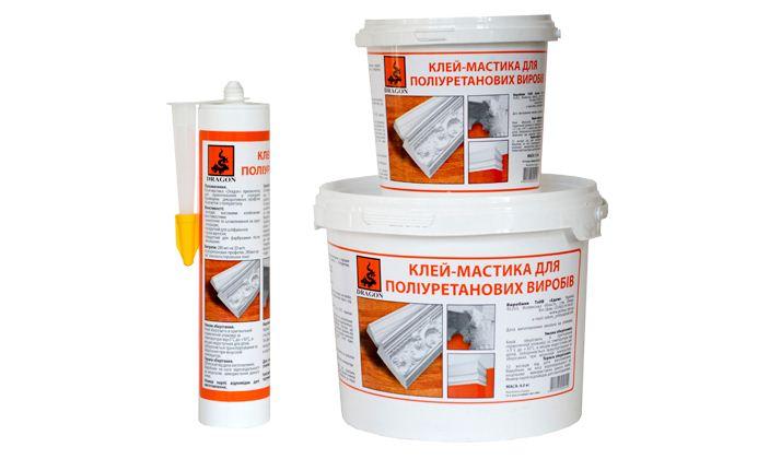 Клей для декоративных изделий из полеуретана Примус 4 кг