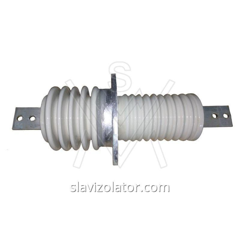 Изолятор фарфоровый проходной ИП-10/630-7,5 УХЛ2