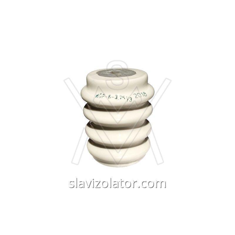 Изолятор опорный ребристый ИОР-6-3,75 У3