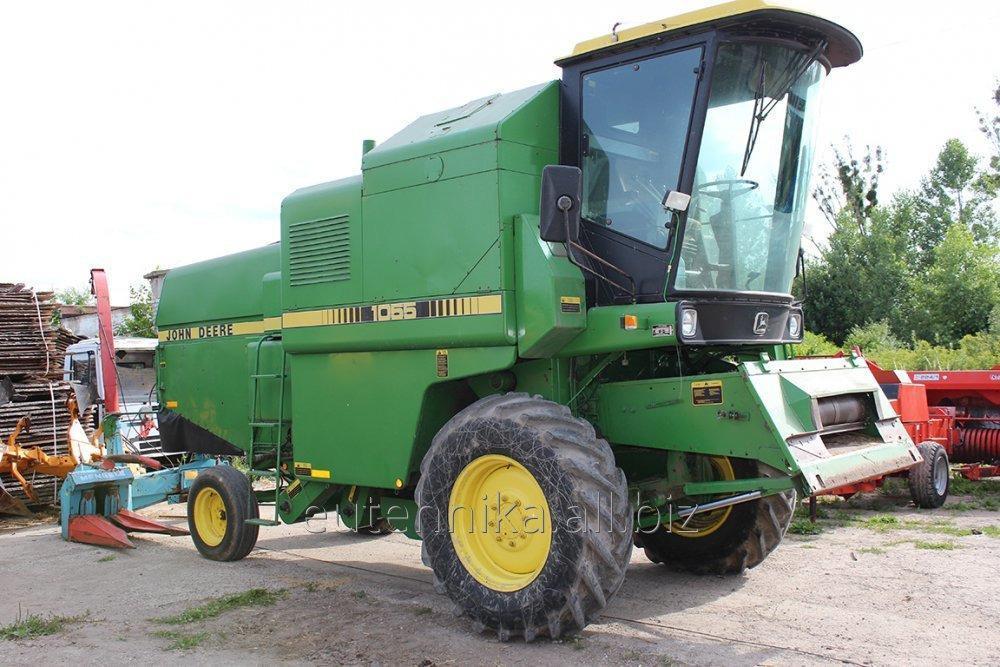 John Deere 1055 Combine Buy In Kovel