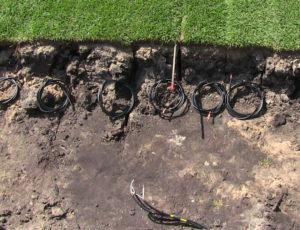 Система электрокабельного нагрева для почвы Эксон Э 16,5 135