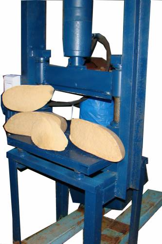 Buy Guillotine for production of a chipped brick, a stone