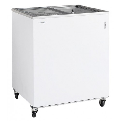 Buy Chest freezing with a glass cover of Tefcold