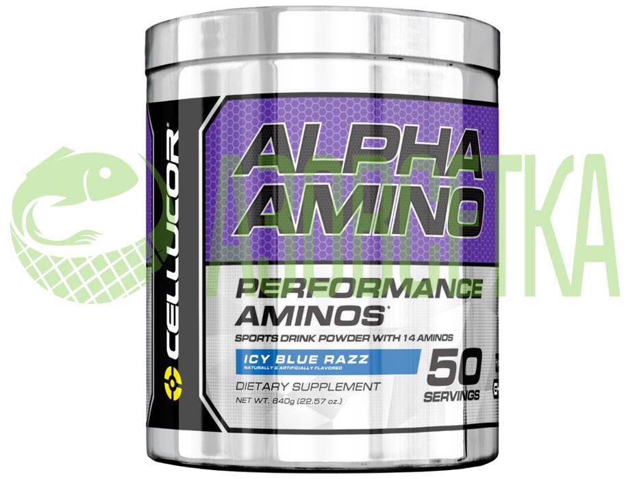 Аминокислота Cellucor Alpha Amino, 50 порций