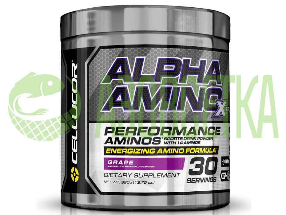 Аминокислота Cellucor Alpha Amino, 30 порций