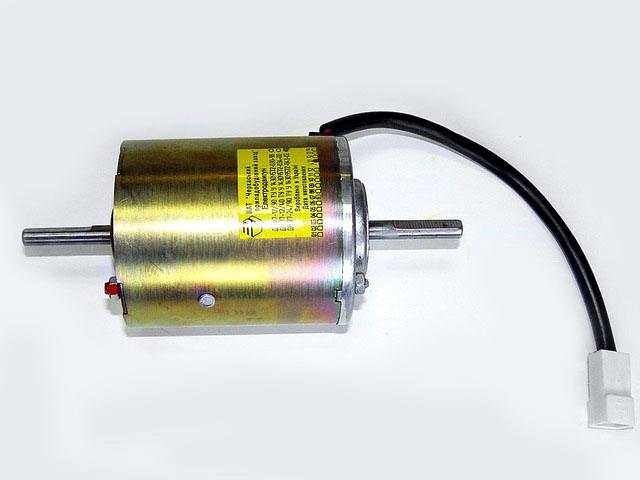 Электродвигатель постоянного тока ДЭВ 77-24/40-2  (ДЭВ 77-12/40-2 )