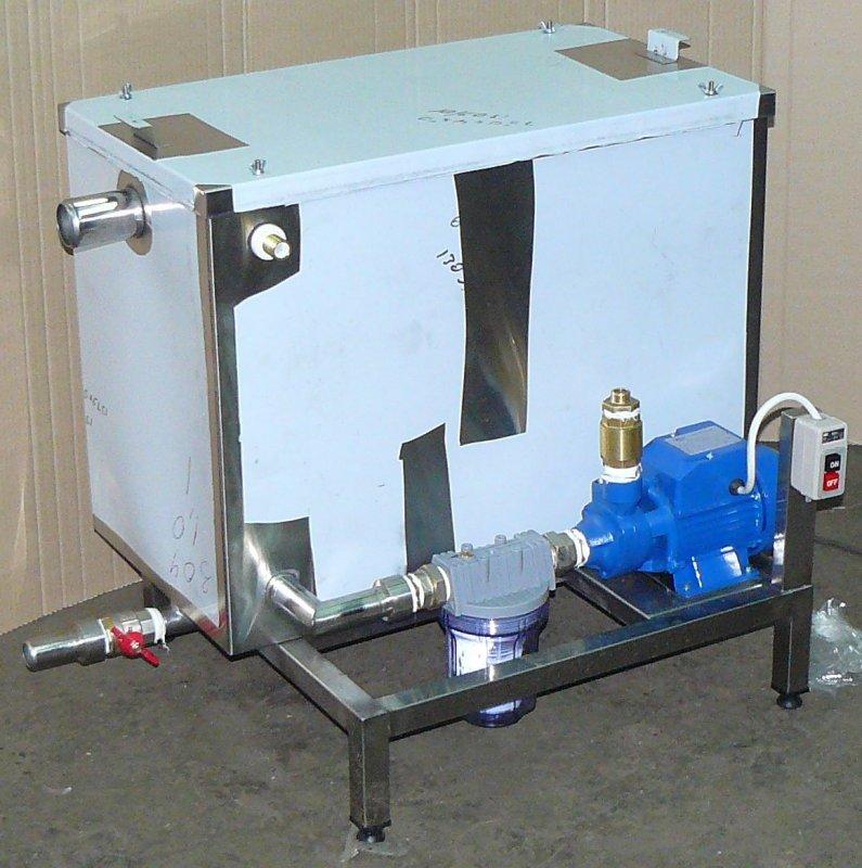 Гидрофильтр GFL-1, Пропускная способность 1000 м3/час