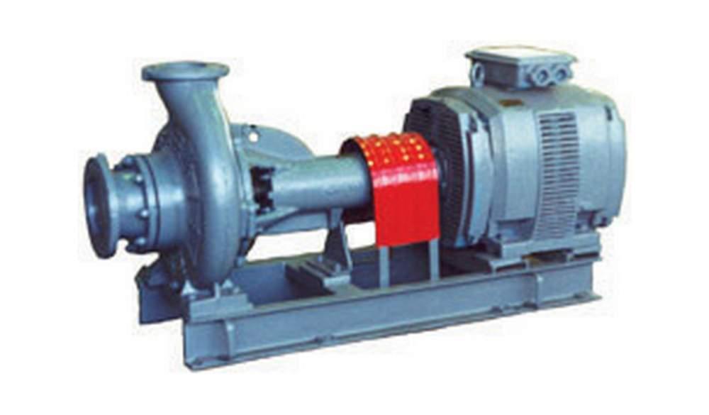 Насос центробежный консольный для сточно-массных сред типа СМ