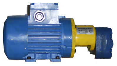 Насосный агрегат типа БГ11-1, БГ11-2