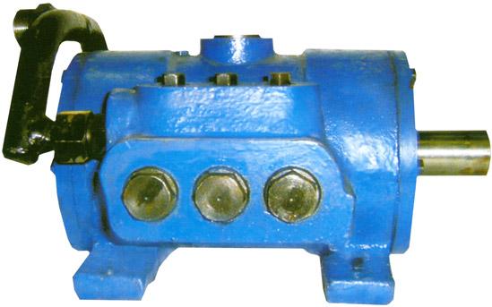 Эксцентриковый поршневый насос типа Н-400, Н-401, Н-403