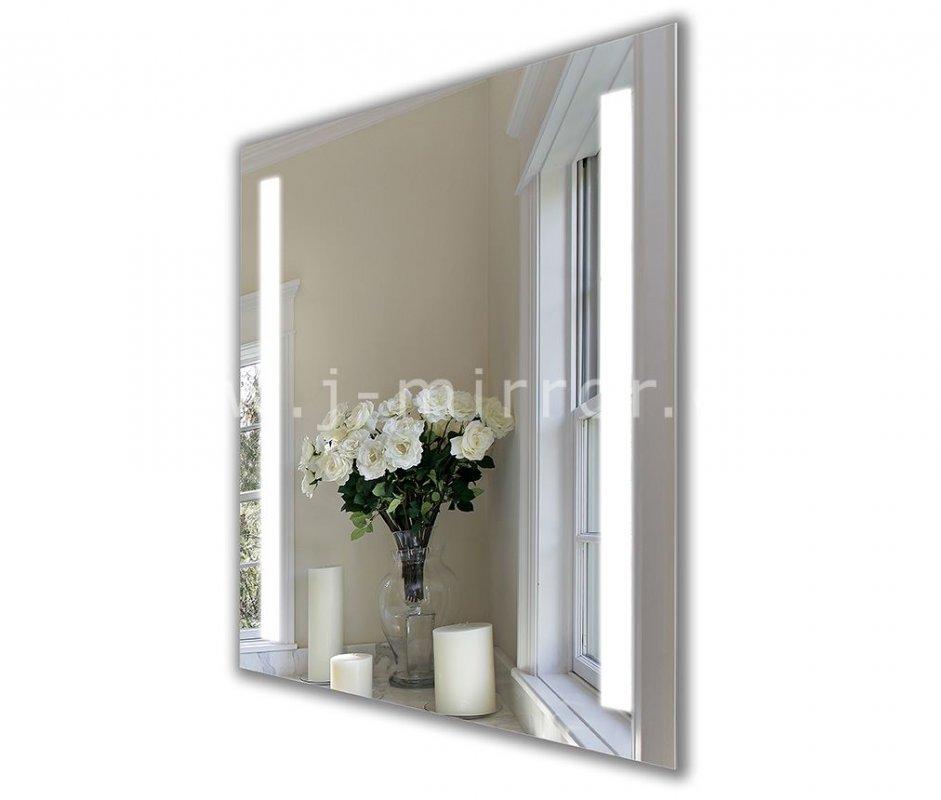 Зеркало EcoLED 02 60x60