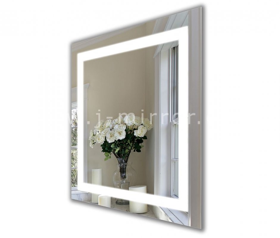 Mirror of EcoLED 03 60x60