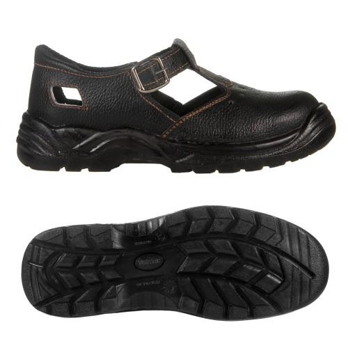 Купить Сандали юфтевые Е720МН на ПУП с мет. носком арт.: 8015