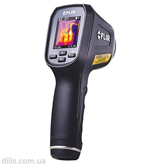 Тепловизор FLIR TG165 (-25...380 ºС), Тепловизионный инфракрасный термометр FLIR TG165