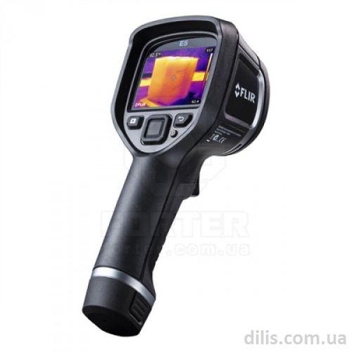 Тепловизор FLIR Е5, Тепловизионная инфракрасная камера