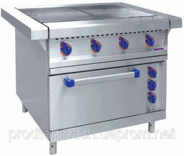 Плита электрическая 4-х конфорочная Abat ЭП-4ЖШ-Э