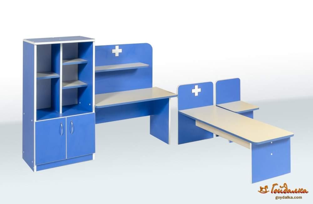 Купить Игровая мебель Больница, артикул 12C12