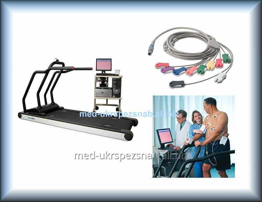 ЭКГ аппарат для выполнения исследований при нагрузке (Welch Allyn)
