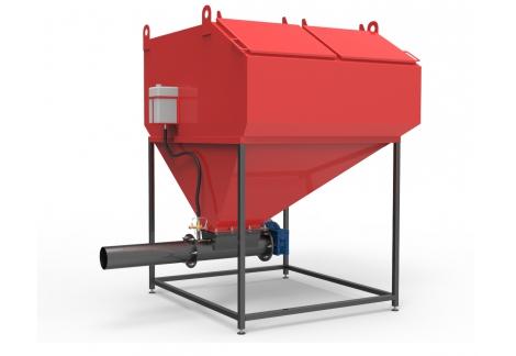 Купить Шнековая система автоматизированной подачи топлива 65-80 кВт
