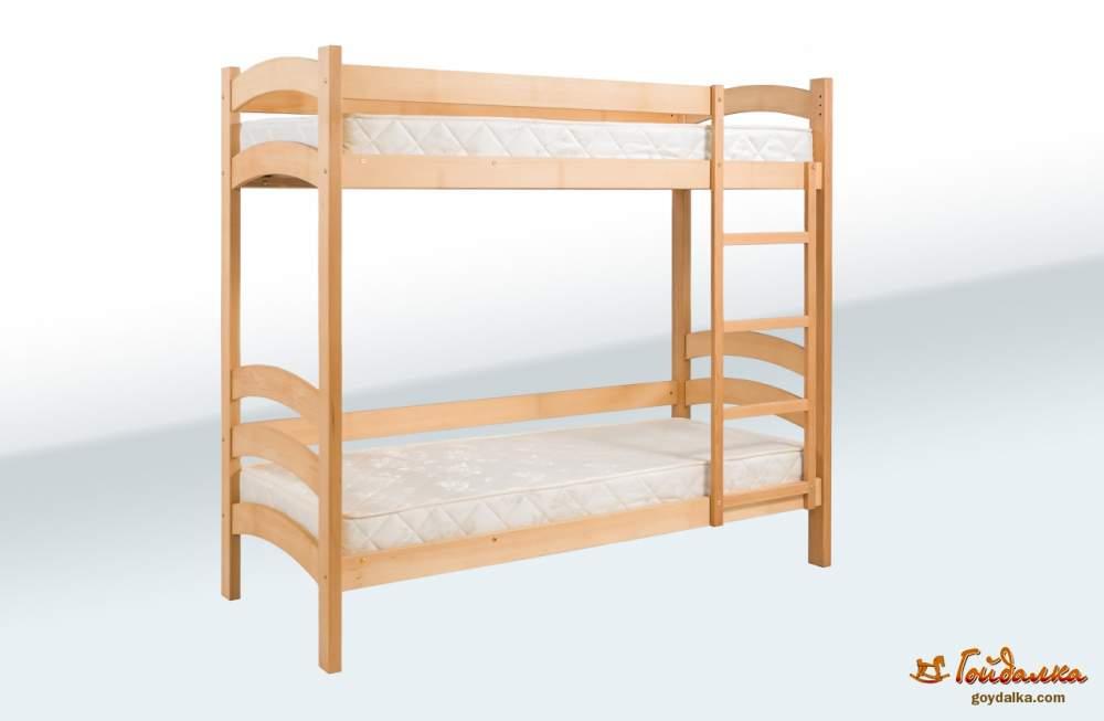 Купить Кровать двухъярусная подростковая, артикул 1A43-1