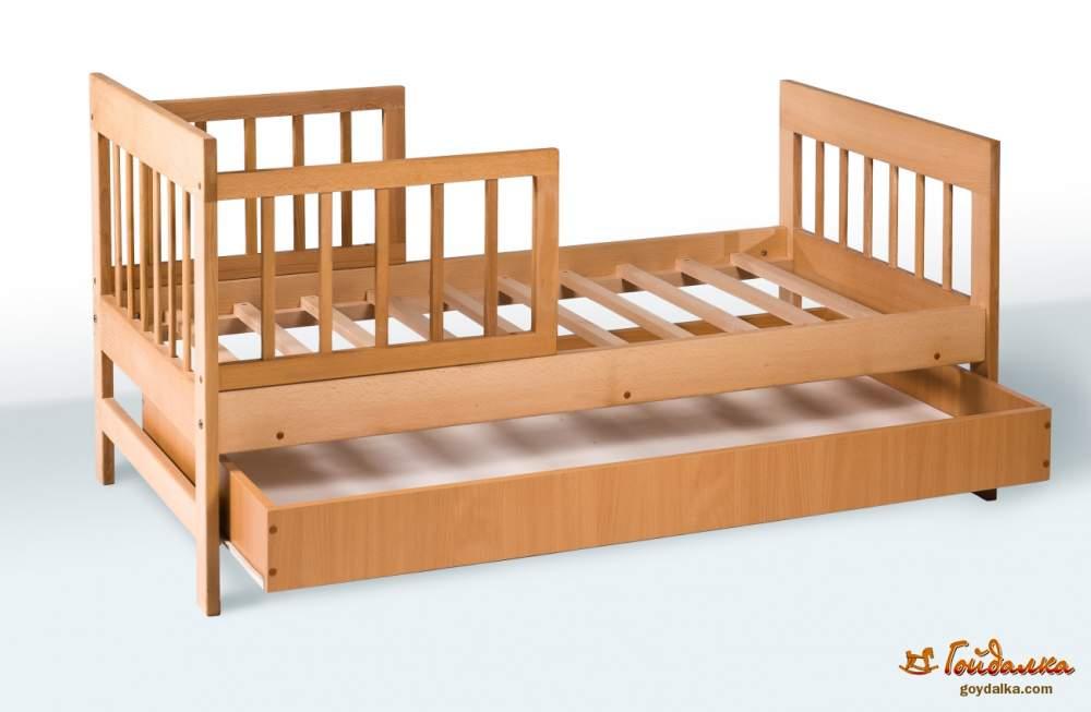 Купить Кровать подростковая с ящиком, артикул 1T21-2