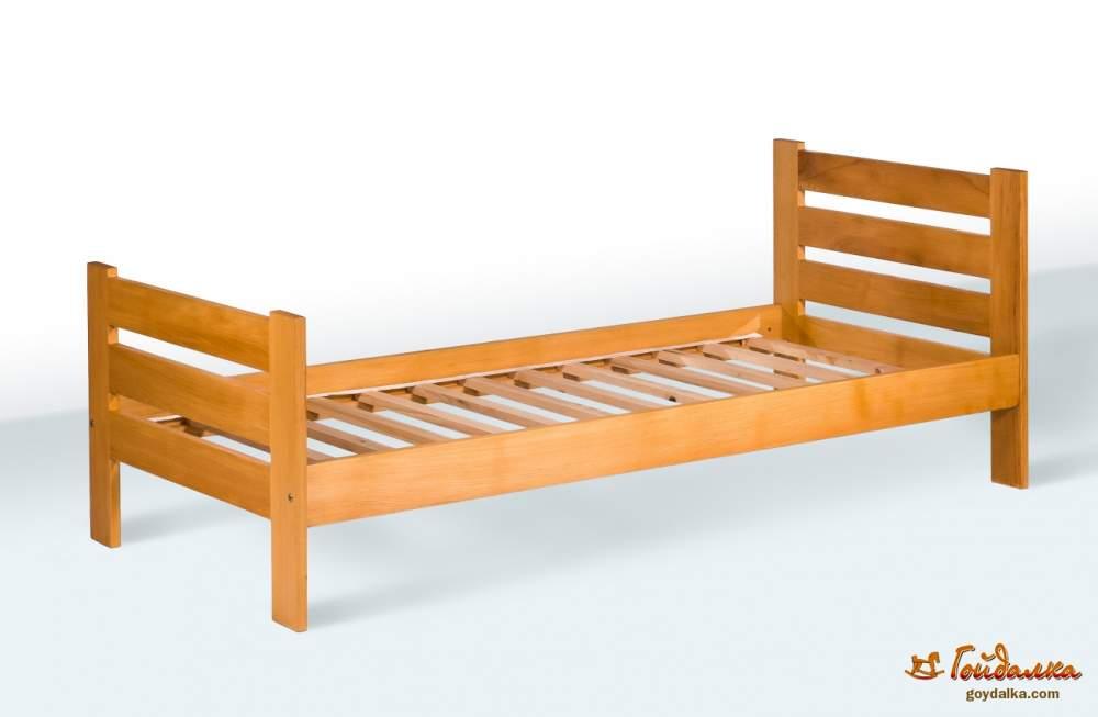 Купить Кровать односпальная, артикул 1A21
