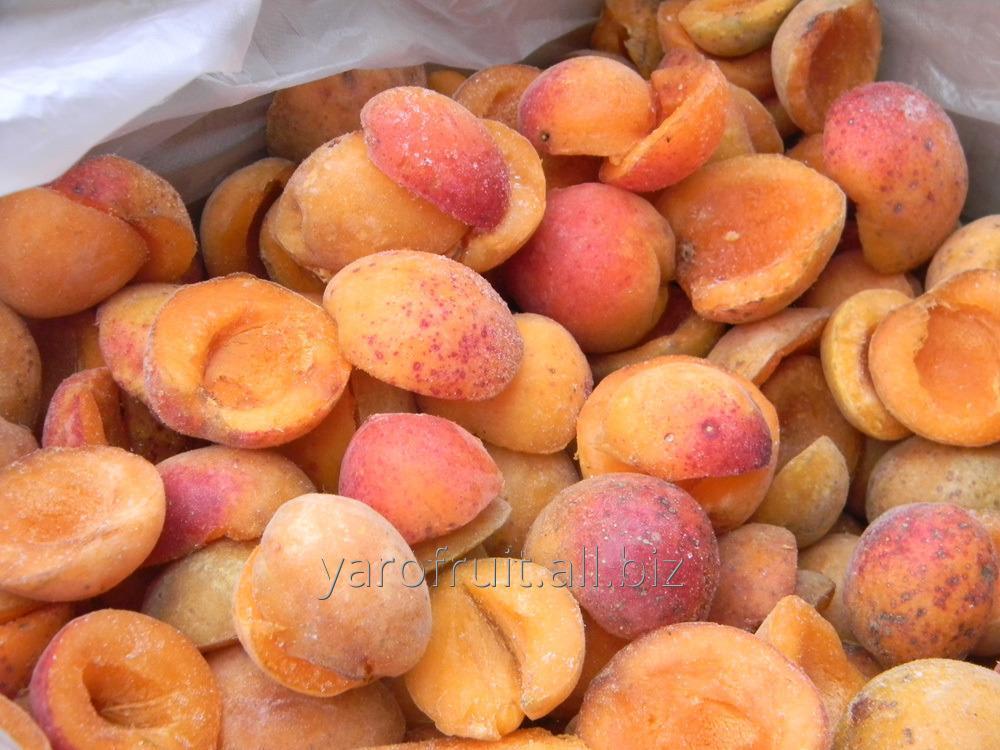 Замороженный абрикос половинки (Украина)